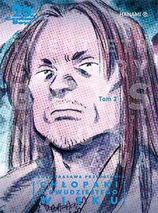 komiks japoński, Hanami, 20th Century Boys - Chłopaki z dwudziestego wieku 2 Naoki Urasawa,manga