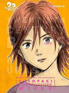komiks japoński, Hanami, 20th Century Boys - Chłopaki z dwudziestego wieku 3 Naoki Urasawa,manga