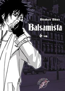 komiks japoński, Hanami, Balsamista 6 Mitsukazu Mihara,manga
