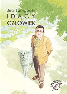 komiks japoński, Hanami, Idący człowiek Jirō Taniguchi,manga
