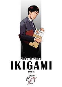 komiks japoński, Hanami, IKIGAMI 5 Motorō Mase,manga
