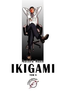 komiks japoński, Hanami, IKIGAMI 8 Motorō Mase,manga
