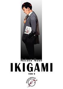 komiks japoński, Hanami, IKIGAMI 9 Motorō Mase,manga