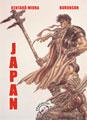 komiks japoński, Hanami,japan,manga
