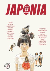 komiks japoński, Hanami, Japonia widziana oczyma 20 autorów Jirō Taniguchi,manga
