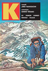 komiks japoński, Hanami, K Jirō Taniguchi,manga