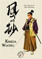komiks japoński, Hanami,ksiega_wiatru,manga