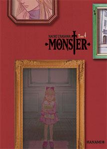 komiks japoński, Hanami, MONSTER 4 Naoki Urasawa,manga