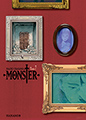 komiks japoński, Hanami,monster7,manga