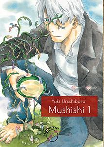 komiks japoński, Hanami, Mushishi 1 Yuki Urushibara,manga