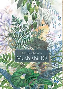 komiks japoński, Hanami, Mushishi 10 Yuki Urushibara,manga