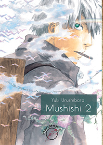 komiks japoński, Hanami, Mushishi 2 Yuki Urushibara,manga