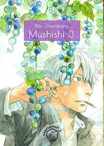 komiks japoński, Hanami, Mushishi 3 Yuki Urushibara,manga
