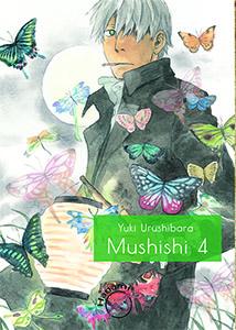 komiks japoński, Hanami, Mushishi 4 Yuki Urushibara,manga