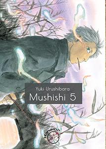 komiks japoński, Hanami, Mushishi 5 Yuki Urushibara,manga