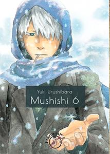 komiks japoński, Hanami, Mushishi 6 Yuki Urushibara,manga