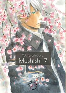 komiks japoński, Hanami, Mushishi 7 Yuki Urushibara,manga