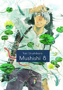 komiks japoński, Hanami, Mushishi 8 Yuki Urushibara,manga