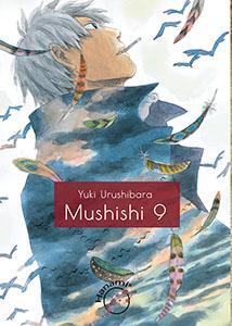 komiks japoński, Hanami, Mushishi 9 Yuki Urushibara,manga