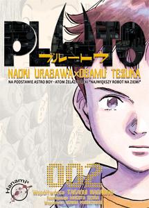 komiks japoński, Hanami, PLUTO 2 Osamu Tezuka,manga