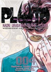 komiks japoński, Hanami, PLUTO 4 Osamu Tezuka,manga