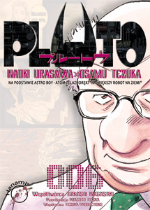 komiks japoński, Hanami, PLUTO 6 Naoki Urasawa,manga