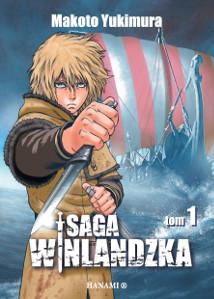 komiks japoński, Hanami, Saga Winlandzka 1 Makoto Yukimura,manga