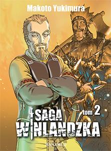 komiks japoński, Hanami, Saga Winlandzka 2 Makoto Yukimura,manga