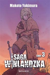 komiks japoński, Hanami, Saga Winlandzka 3 Makoto Yukimura,manga