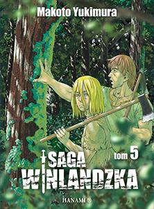 komiks japoński, Hanami, Saga Winlandzka 5 Makoto Yukimura,manga