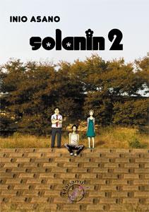 komiks japoński, Hanami, Solanin 2 Inio Asano,manga